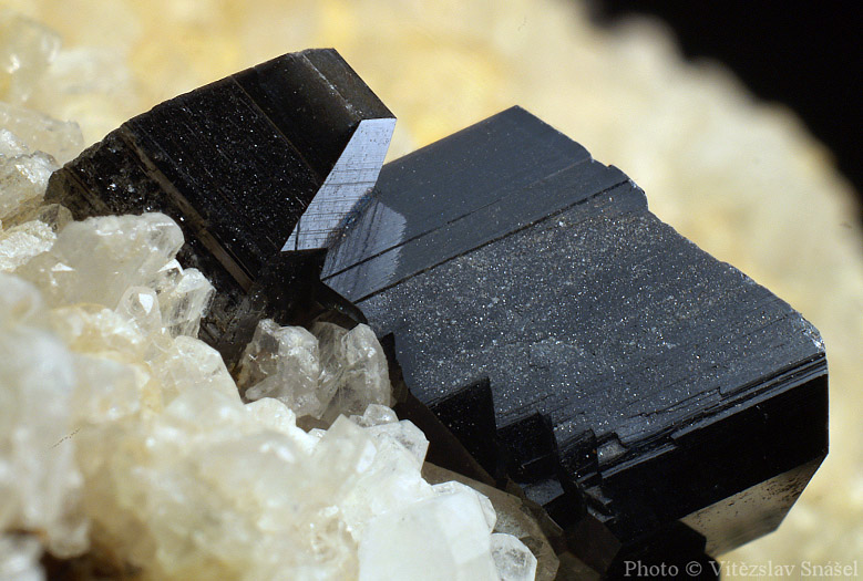 Cluster of anatase crystals from Balochistan, Pakistan