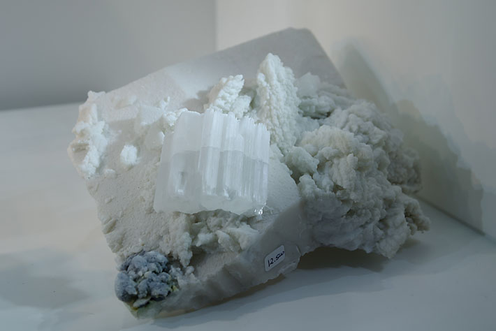 Beryllonite, K-feldspar and albite from Kunar, Afghanistan