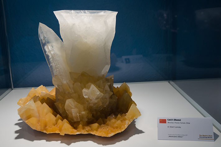 Calcite from China