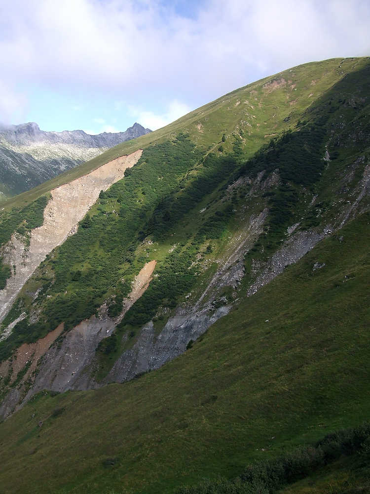 Druntöbel, Sedrun, Switzerland