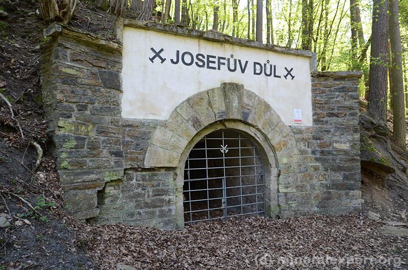 Josefův důl, Čučice, Czech Republic