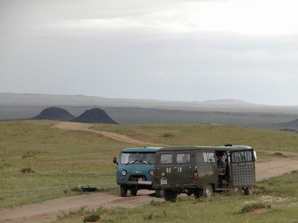 Mandal Ovo, Mongolia