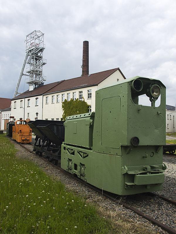 Reiche Zeche, Freiberg, Germany