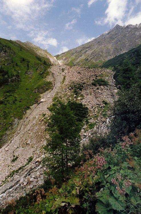 Sedl, Habachtal, Austria