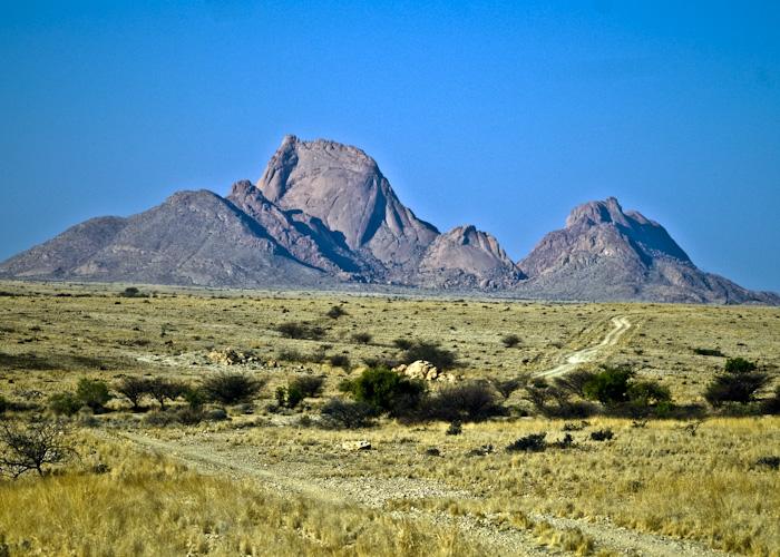 Spitzkuppe, Namibia