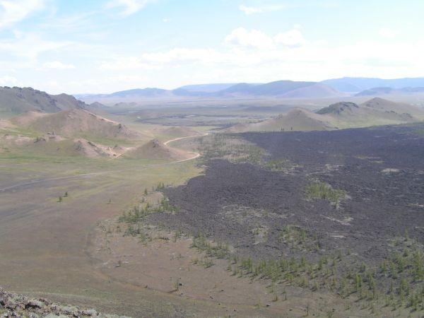 Tsagan Nur, Mongolia
