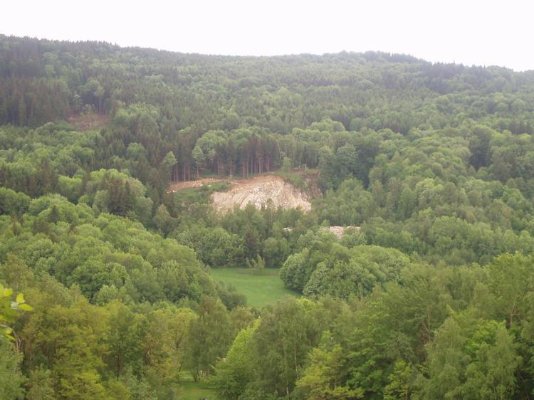 Vápenná, Vycpálkův lom, Czech Republic