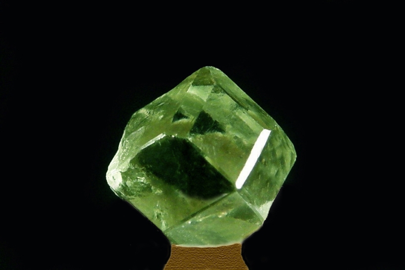 Andradite (var. Demantoid)