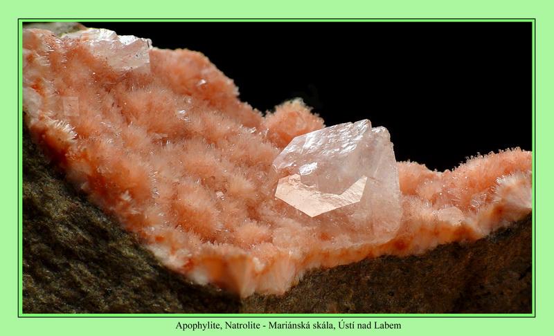 Apophyllite, Natrolite