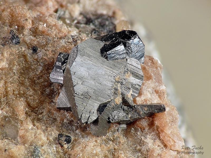 Arsenopyrite, Cassiterite