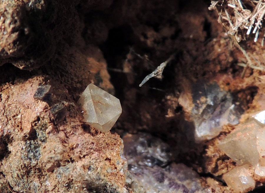 Scheelite, Bismuthinite