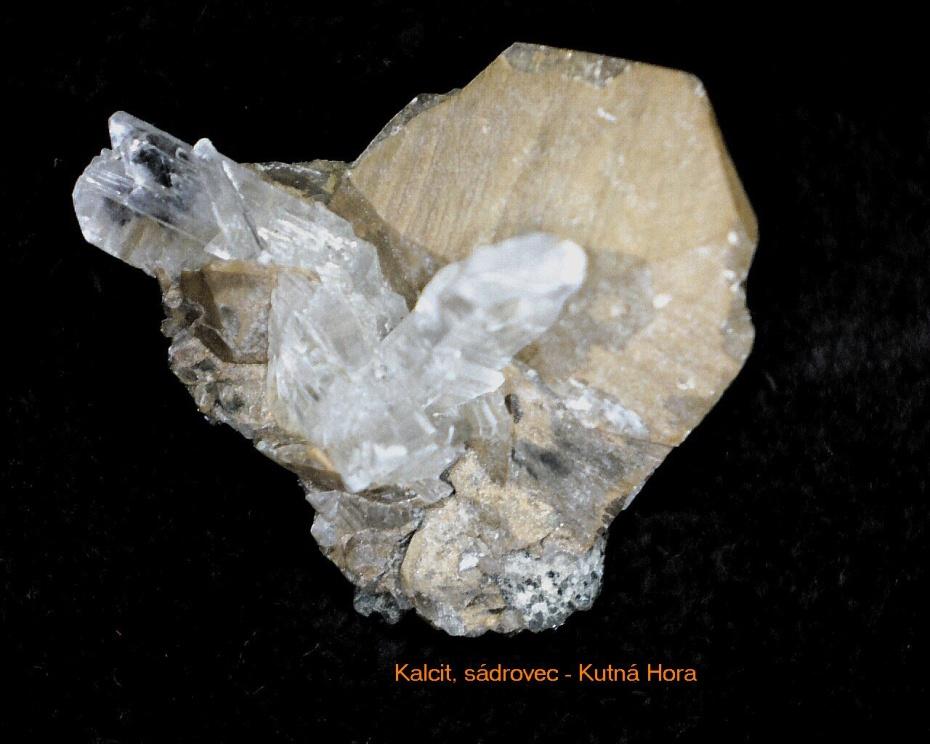 Calcite, Gypsum