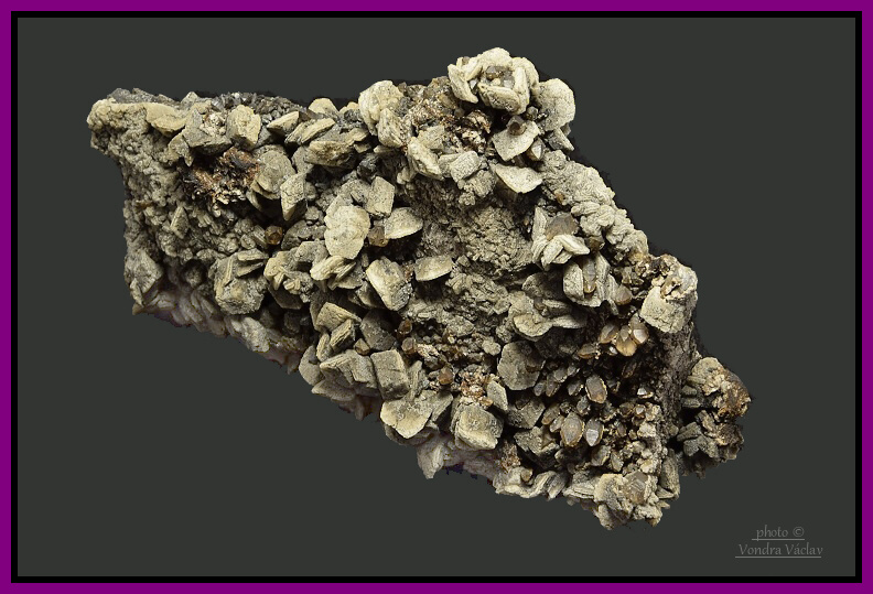 Quartz, Calcite