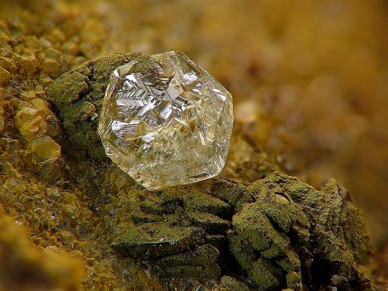 Chabazite (var. Phacolite)