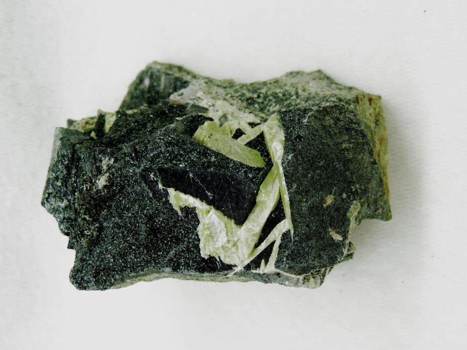 Titanite, Clinochlore
