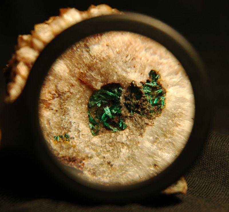 Malachite, Copper