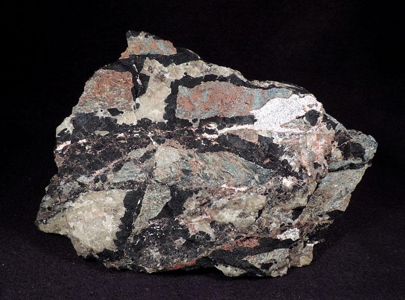 Fluorite, Quartz, Dolomite
