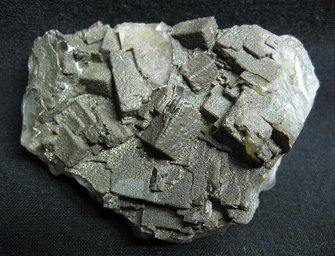 Fluorite, Pyrite
