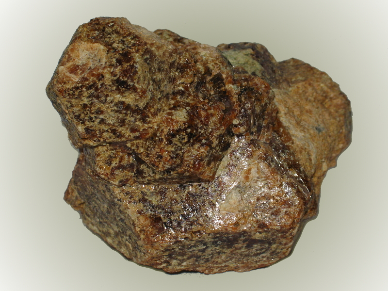 Grossular (var. Hessonite)