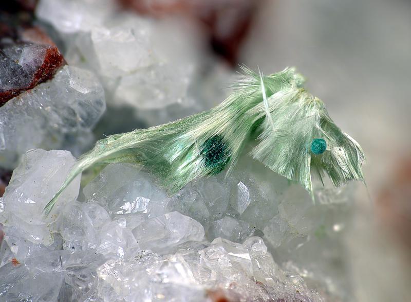 Olivenite, Malachite