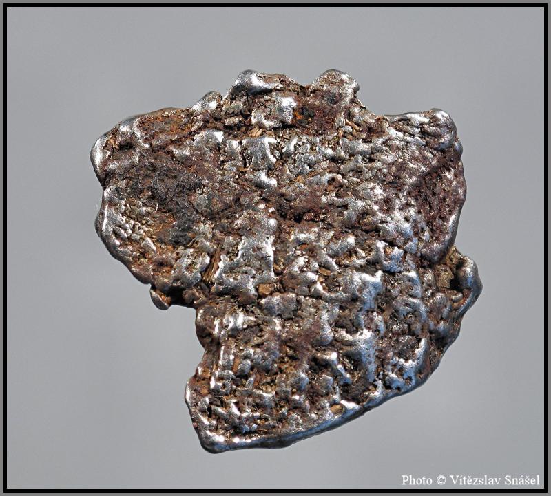 Meteorite (Fe), Meteorite (Fe, Ni)