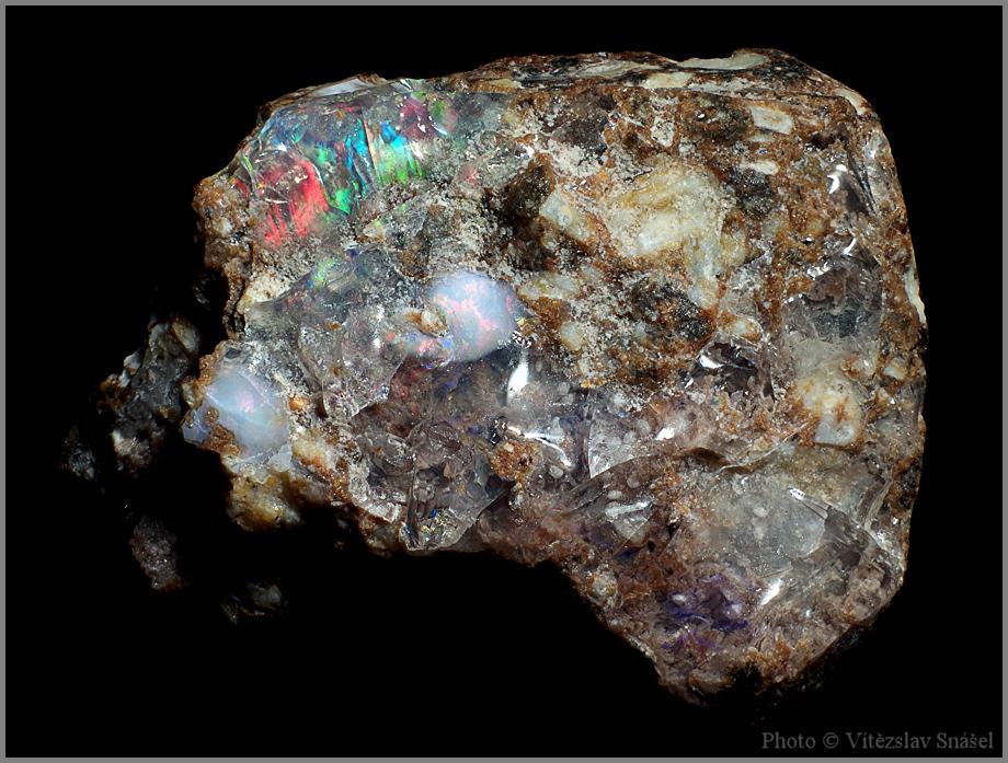 Opal (var. Precious)