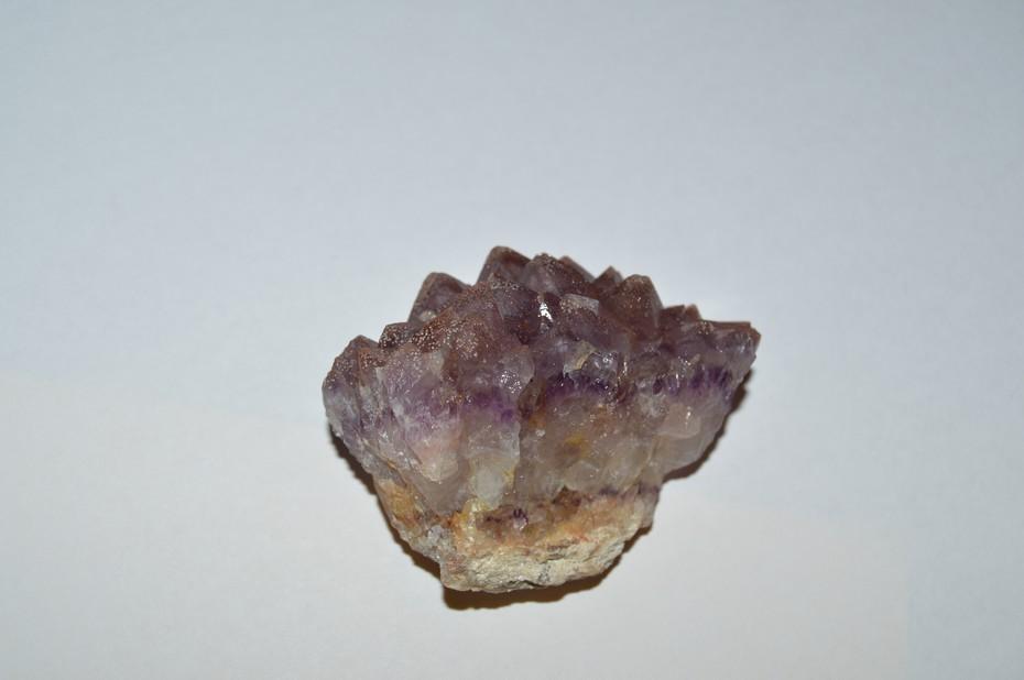 Quartz (var. Amethyst)