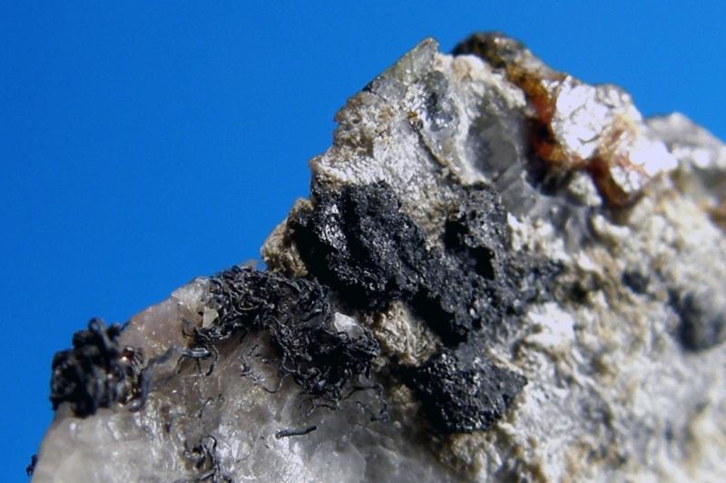 Argentite, Silver