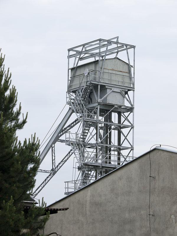 Bukov, jáma B-1, Czech Republic